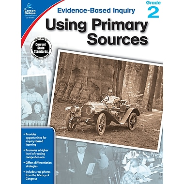 eBook: Carson-Dellosa 104860-EB Using Primary Sources, Grade 2