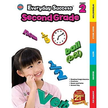 eBook: American Education Publishing 704102-EB Everyday Success™ Second Grade, Grade 2