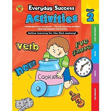 Livre numérique : Brighter Child� -- Everyday SuccessMC Activities Second Grade 704382-EB, 2e année