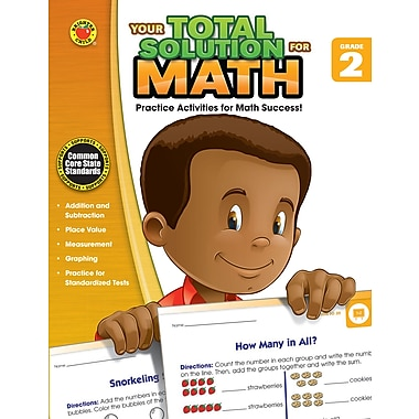 Livre numérique : Brighter Child� -- Your Total Solution for Math 704555-EB, 2e année