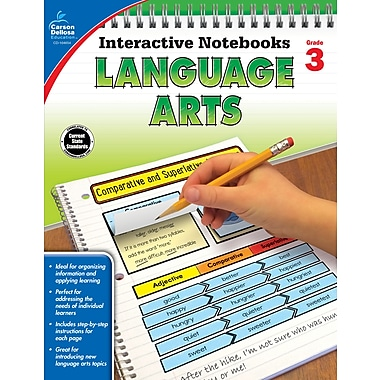 Livre numérique : Carson-Dellosa� -- Language Arts 104654-EB, 3e année