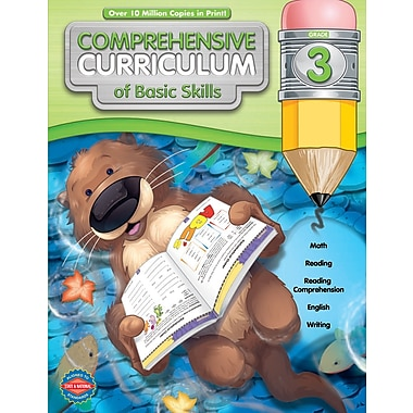 Livre numérique : American Education Publishing� -- Comprehensive Curriculum of Basic Skills 704107-EB, 3e année