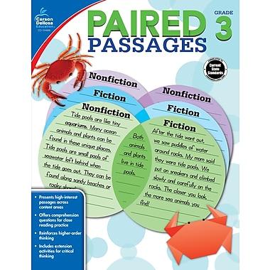 e-Book: Carson-Dellosa 104888-EB Paired Passages, Grade 3