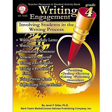 eBook: Mark Twain 1543-EB Writing Engagement
