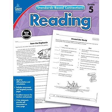 eBook: Carson-Dellosa 104662-EB Reading, Grade 5