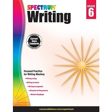eBook: Spectrum 704575-EB Spectrum Writing, Grade 6