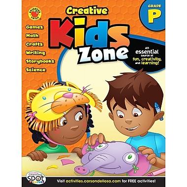 eBook: Brighter Child 704140-EB Creative Kids Zone, Grade PK