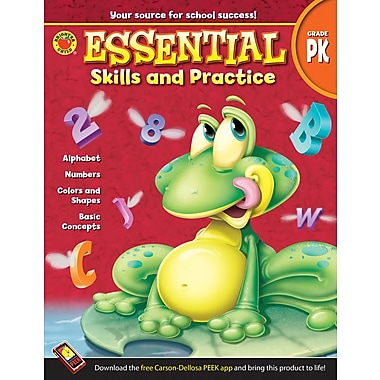 Livre numérique : Brighter Child� -- Essential Skills and Practice 704464-EB, prématernelle