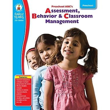eBook: Carson-Dellosa 104454-EB Preschool ABC's, Grade Preschool