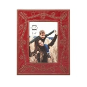 Prinz Cassidy Picture Frame; Red