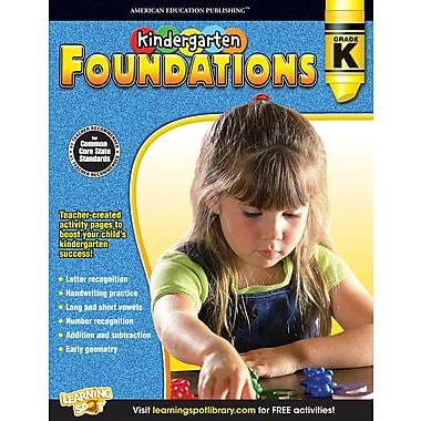 Livre numérique : American Education Publishing� -- Kindergarten Foundations 704261-EB, maternelle