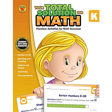 Livre numérique : Brighter Child� -- Your Total Solution for Math 704553-EB, maternelle