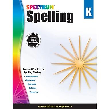 Livre numérique : Spectrum 704596-EB Spectrum Orthographe, maternelle