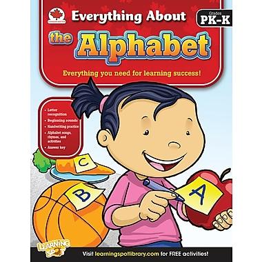Livre numérique : Carson-Dellosa� -- The Alphabet 704287-EB, prématernelle et maternelle