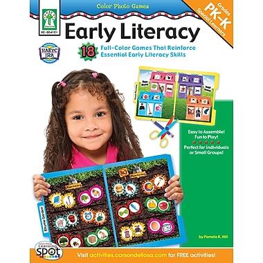 Livre numérique : Key Education 804101-EB Color Photo Games : Early Literacy, préscolaire à maternelle
