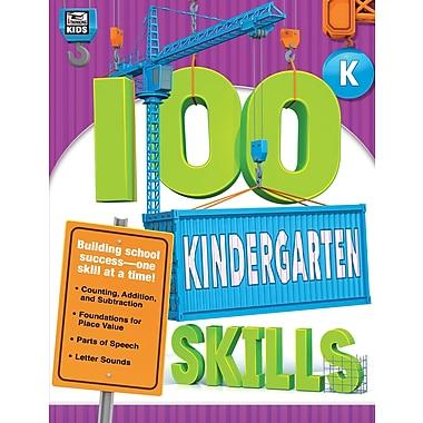 e-Book: Carson-Dellosa 704982-EB 100 Kindergarten Skills