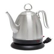 Chantal Mia Ekettle 1-qt. Stainless Steel Electric Tea Kettle