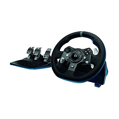 Logitech 941-000121 G920 Driving Force Racing Wheel for Xbox One & PC