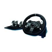 Logitech - Volant de course G920 PC941-000121 pour Xbox One et PC