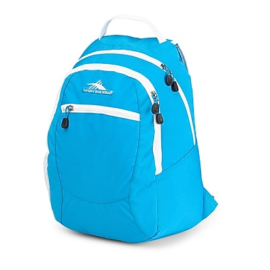 High Sierra Curve Backpack, Pool,White (53632-4973)