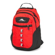 High Sierra Opie Backpack, Crimson, Black (53633-0924)