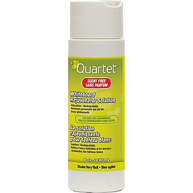 Quartet® - Nettoyant et conditionneur Boardgear™ pour tableau blanc, 8 oz.