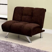 A&J Homes Studio Colosy Tufted Padded Corduroy Convertible Chair