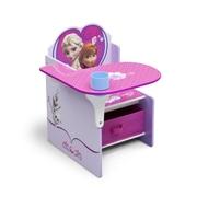 Delta Children Disney Frozen Kids Desk Chair w/ Storage Compartment and Cup Holder