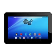 "Trinity 16GB 10.1"" Android Tablet 1280x800 IPS Screen, Quad Core, Dual Cameras & Matching Folio, Black"