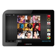 """Monster Cable HD 10.1"""" 16GB Quad Core Android Tablet w/ Dual Cameras"""