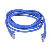 Belkin™ A3L980 150' RJ-45 Male/Male Cat6 Snagless Patch Cable, Blue