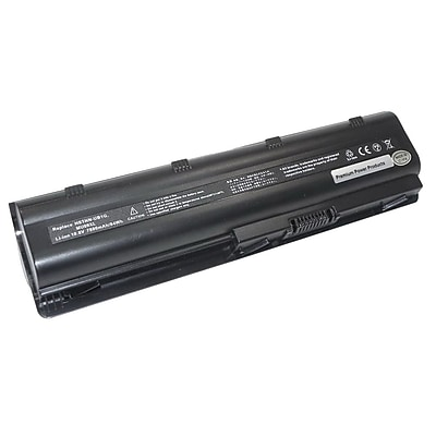 eReplacements Lithium-Ion Rechargeable Battery for HP Compaq Mini 430/Compaq Presario CQ32, 7800 mAh (593550-001-ER)
