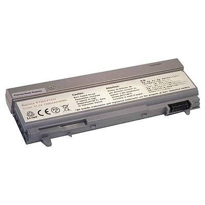 eReplacements Lithium-Ion Rechargeable Battery for Dell Latitude E6410/E6510/M4500 Notebook, 7200 mAh (312-7415-ER) 2259881
