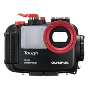 Olympus® Polycarbonate Underwater Housing for Tough TG-820 Camera (V6300540U000)