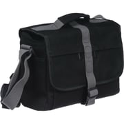 Olympus® Black/Gray Cordura Nylon Messenger Camera System Bag for OM-D/E-M5 (260124)