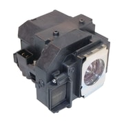 eReplacements 200 W Replacement Projector Lamp for Epson MovieMate 85HD, Black (ELPLP66-ER)