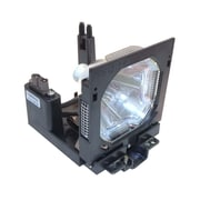 eReplacements 300 W Replacement Projector Lamp for Sanyo PLC-EF60, Black (POA-LMP80-ER)