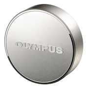 Olympus® LC-61 Lens Cap for Macro Zuiko Digital ED 75 mm 1:1.8 Lens, Silver