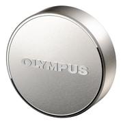Olympus® LC-61 Lens Cap for Macro Zuiko Digital ED 75 mm 1:1.8 Lens, Silver