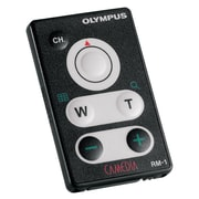 Olympus® RM-1 Infrared Remote Control for E-System D-SLR Wireless Cameras, Black