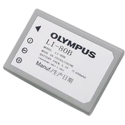 Olympus® LI-80B Lithium-Ion Digital Camera Battery, 650 mAh, for T-100 Digital Camera (202431)