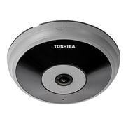 toshiba IK-WF51A 5MP Indoor Panoramic Dome IP Surveillance Camera with Integrated IR LEDs