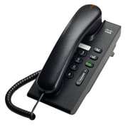 Cisco™ CP-6901-CL-K9 Single-Line Unified IP Phone with Slimline Handset, Corded, Office Phones, Charcoal Gray