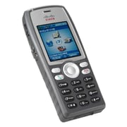 Cisco™ 7925G 6-Line Unified IP Phone 1 x User License, Cordless, Office Phones, Gray