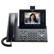 Cisco™ 9951 Multi-Line Unified IP Phone with Standard Handset, Corded, Office Phones, Charcoal Gray