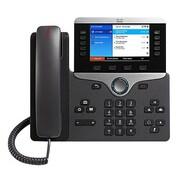 Cisco™ 8861 5-Line IP Phone, Corded, Office Phones, Charcoal