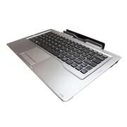 Fujitsu® FPCPR197AP Keyboard Docking Station for Stylistic® Q702 Hybrid Tablet, Silver