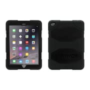Griffin® GB40336 Survivor All-Terrain Polycarbonate/Silicone Protective Cover for Apple iPad Air 2, Black