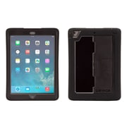 Griffin® GB39097 Survivor Slim Polycarbonate/Textured Silicone Protective Case for Apple iPad Air, Black