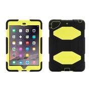 Griffin® GB35919-3 Survivor All-Terrain Polycarbonate/Silicone Protective Case for Apple iPad Mini 1/2/3, Black/Citron